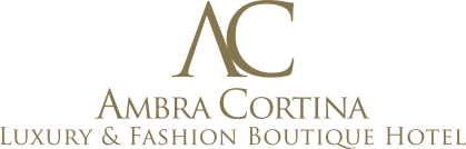 Logo Ambra Cortina - Luxury & Fashion Boutique Hotel