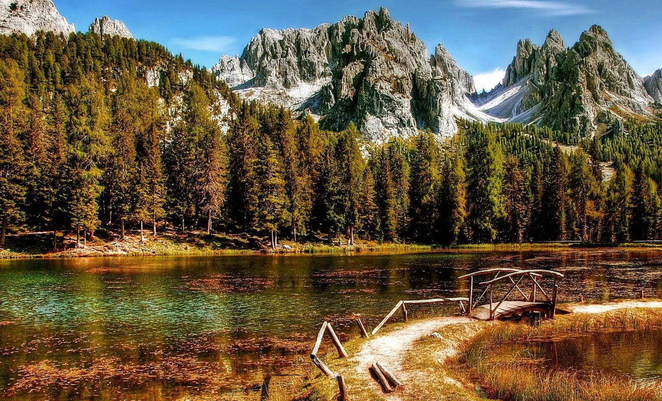 Autunno sulle Dolomiti, foliage sulle Dolomiti
