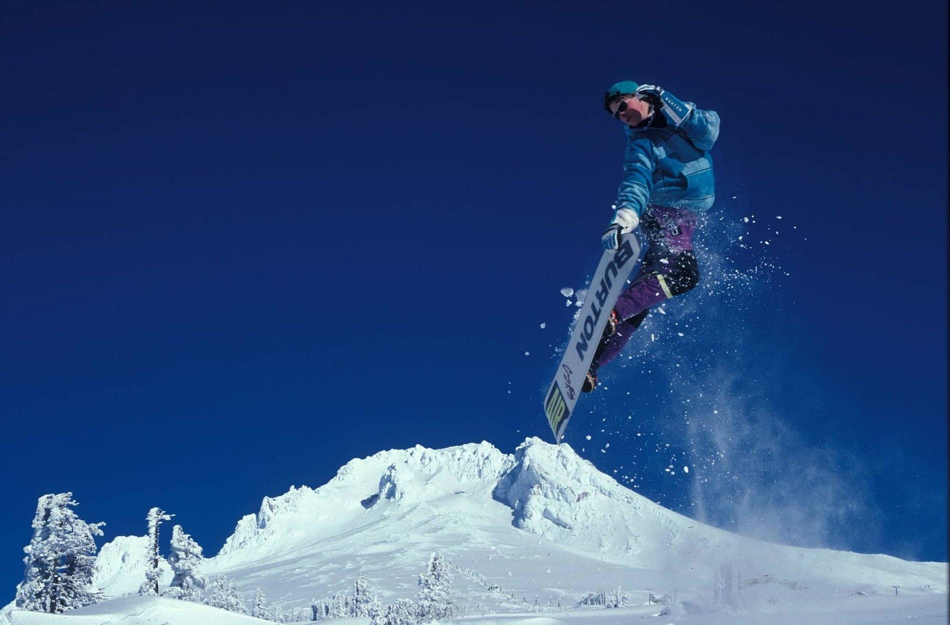 Cortina e i campionati mondiali snowboard