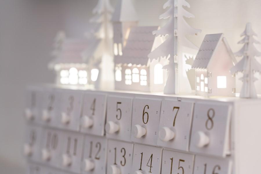 Calendario dell'Avvento a Cortina