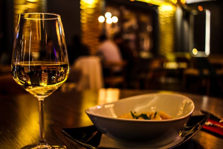 Una cena romantica per San Valentino