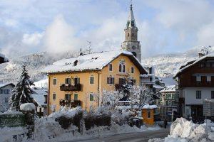 L'Hotel Ambra Cortina è aperto a Pasqua