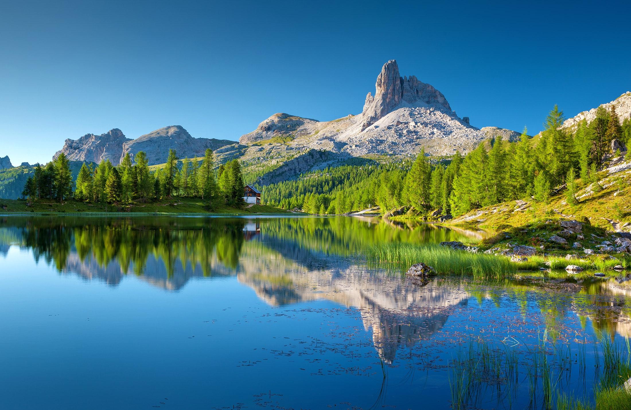 I laghi vicino a Cortina foto di Julius Silver via Pexels