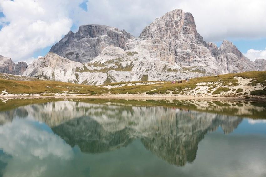 Escursioni ai laghi vicino a Cortina