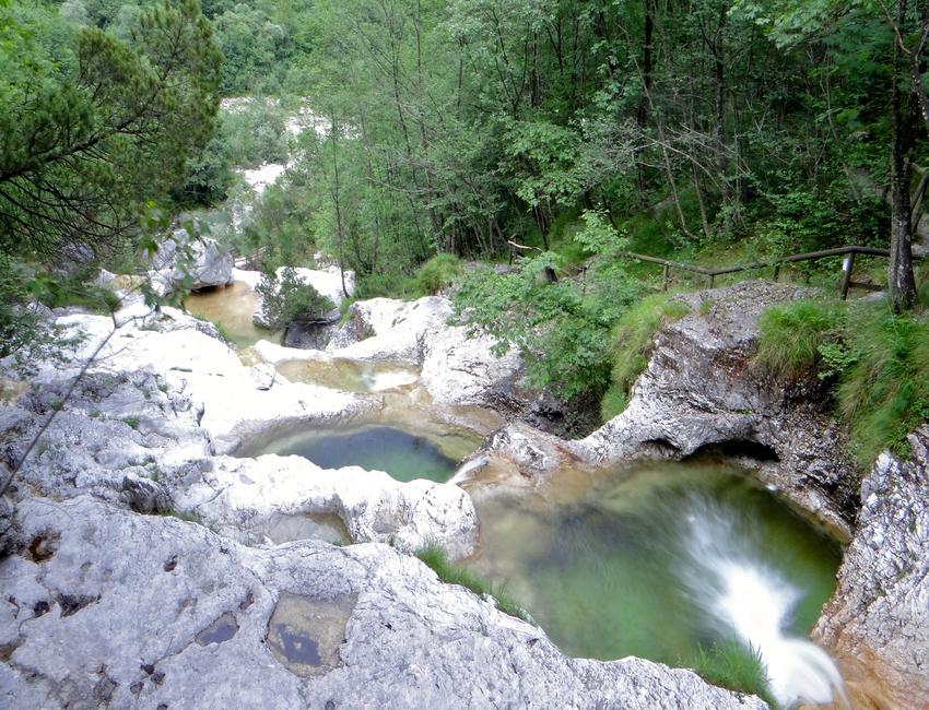 I Cadini del Brenton nelle Dolomiti