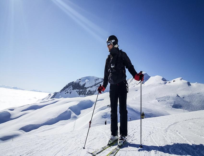 Sciare a Cortina sulle Dolomiti dove si svolgeranno le Olimpiadi 2026