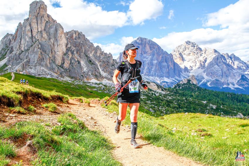 Una delle corse più note delle Dolomiti è la LUT, la Lavaredo Ultra Trail