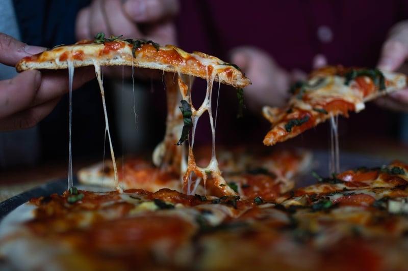 Assagiare la pizza più buona d'Italia a Cortina
