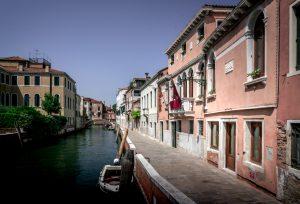 Excess Venice Hotel è nel sestiere di Dorsoduro a Venezia