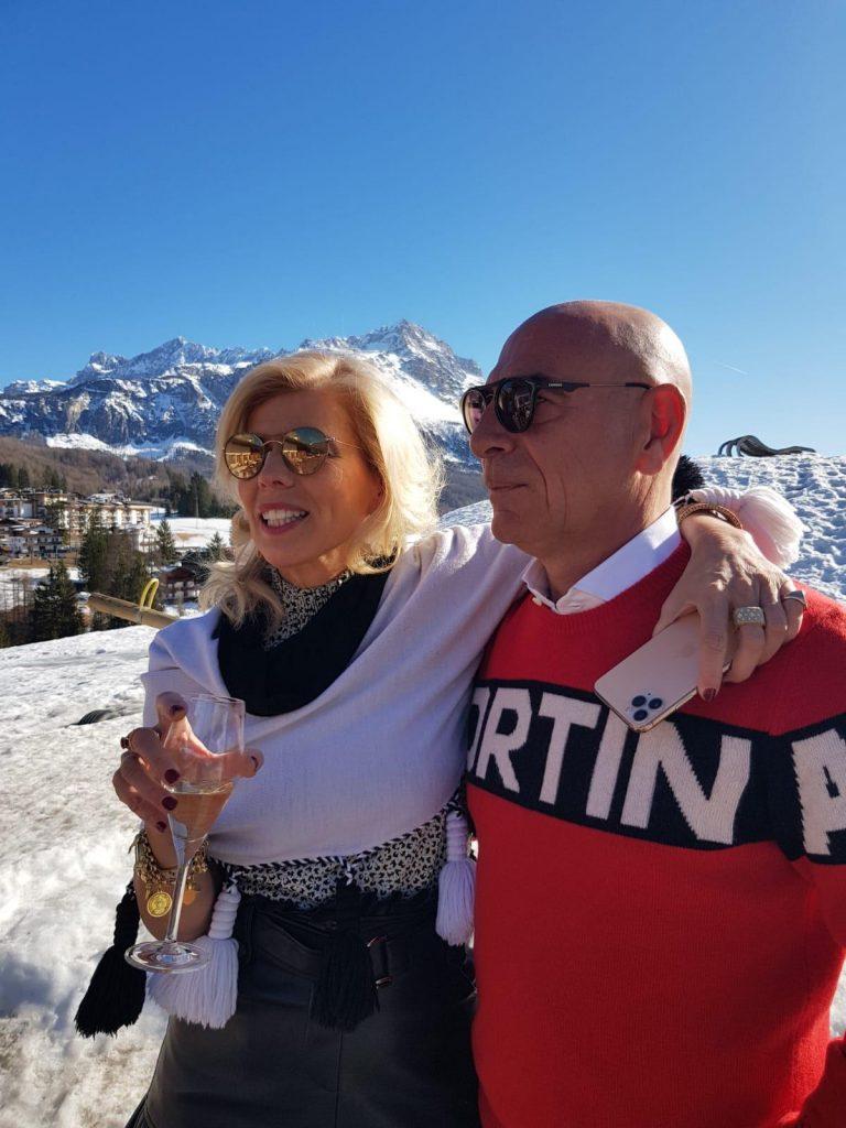 La dolce vita sulle piste di Cortina