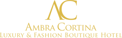 Hotel Ambra Cortina Logo - Luxury & Fashion Boutique Hotel